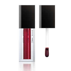Жидкая помада с эффектом металлик (красный) E.N.I.G.M.A.