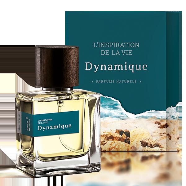 Dynamique (Динамика), парфюмерная вода L'INSPIRATION DE SIBÉRIE