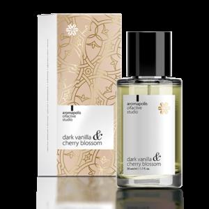 Dark Vanilla & Cherry Blossom, парфюмерная вода Aromapolis Olfactive Studio