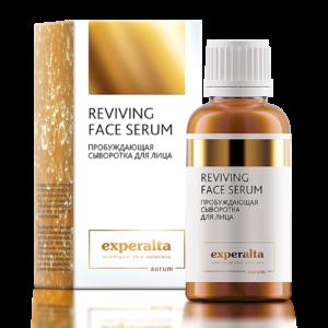 Пробуждающая сыворотка для лица Experalta Aurum