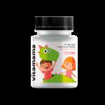 Фруктовые жевательные таблетки с витаминами A, C и D Ditops