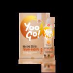 Напиток Anti-age Drink «Банан-персик» Yoo Gо