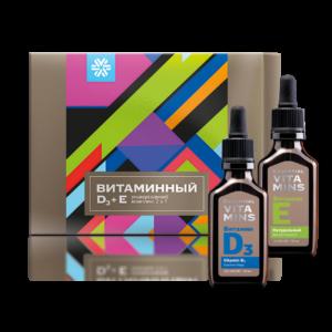 Набор «Витаминный» Essential Vitamins